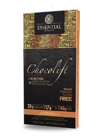 Chocolift Be Powerfull - Essential - 40g - 1 Unidade