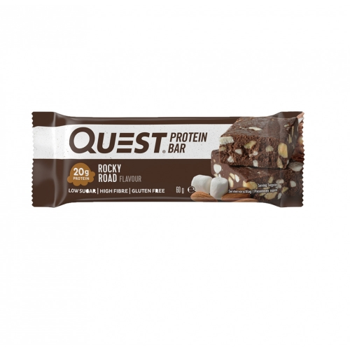 Quest Bar - Protein Bar - Rocky Road - 60g