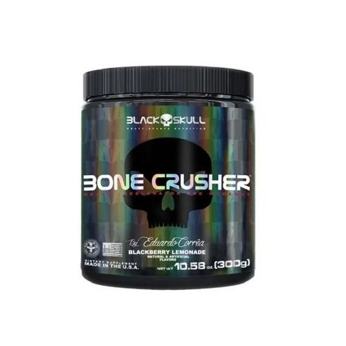 Bone Crusher Sabor Uva (300g) - Black Skull