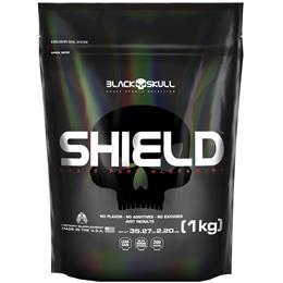 Shield - Black Skull - 1Kg