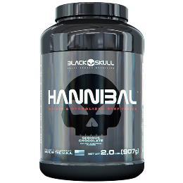 Hannibal - Black Skull - Amendoim - 907g