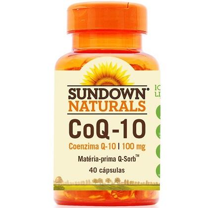 COQ 10 Sundown - 40 Cápsulas