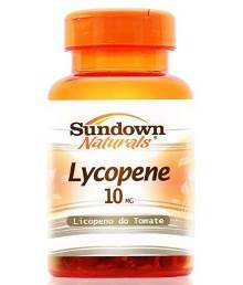Lycopene 10mg - Sundown - 60 Cápsulas
