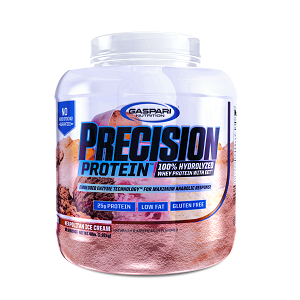 Whey Protein Hidrolisado Precision Protein - Gaspari Nutrition - Napolitano - 1.810g