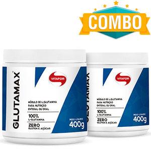 Glutamax Vitafor - 400g - 2 Unidades