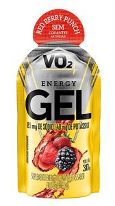 VO2 Energy Gel - Integralmédica - 30g - Frutas Vermelhas
