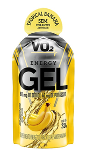 VO2 Energy Gel - Integralmédica - 30g - Banana