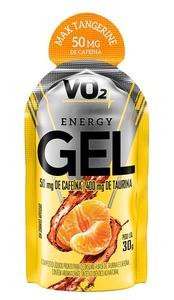 VO2 Energy Gel XCAFFEINE - Integralmédica - 30g - Tangerina