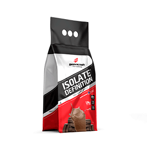 Isolate Definition - Body Action - Chocolate - 1,8 Kg
