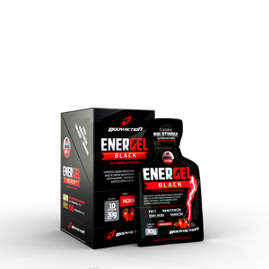 Energel Black - Body Action - Sachê 30g - Morango