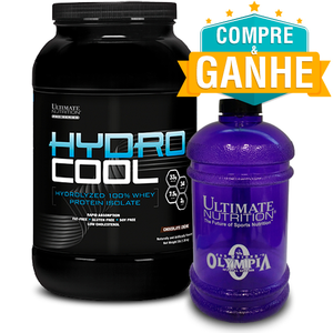 HydroCool - Ultimate Nutrition - 1,36 kg - Baunilha