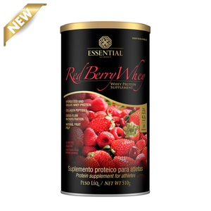 Whey Protein Hidrolisado - Red Berry (510g) - Essential