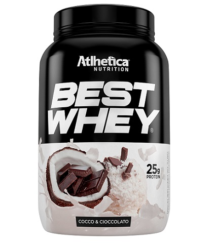 Best Whey - Atlhetica Nutrition - Coco & Chocolate - 900g
