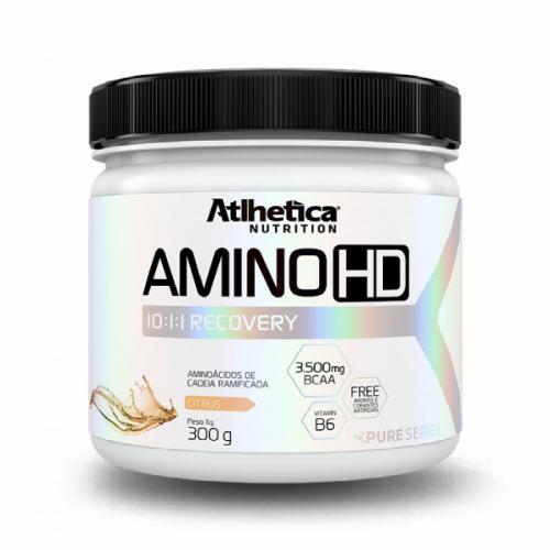 Amino HD 10:1:1 - Atlhetica Nutrition - Citrus - 300g