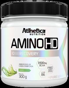 Amino HD 10:1:1 - Atlhetica Nutrition - Limão - 300g