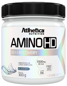 Amino HD 10:1:1 - Atlhetica Nutrition - Blueberry - 300g