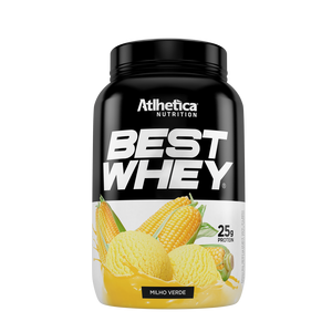 Best Whey - Atlhetica Nutrition - Milho Verde - 900g