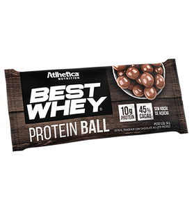 Best Whey Protein Ball 50g - Chocolate ao Leite (1 Unidade)