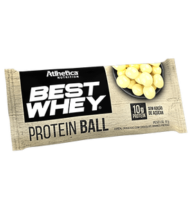 Best Whey Protein Ball 50g - Chocolate Branco (1 Unidade)