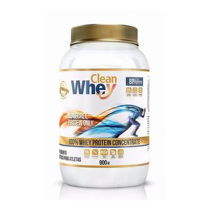 Clean Whey Concentrada - 900g - Banana c/ Canela