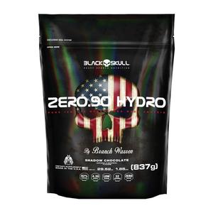Zero.90 Hydro - Black Skull (Chocolate Refil) - 837g
