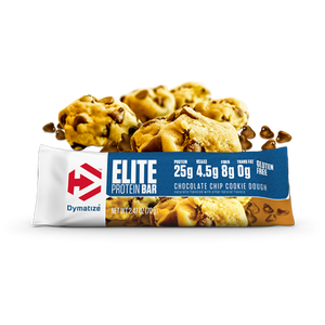 Elite Protein Bar - Dymatize - (1 Unidade) Chocolate Chip Cookie Dough - 70g