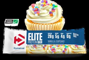 Elite Protein Bar - Dymatize (1 Unidade) Baunilha - 70g