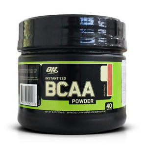 BCAA Powder - Optimum Nutrition - Ponche de Frutas - 260g