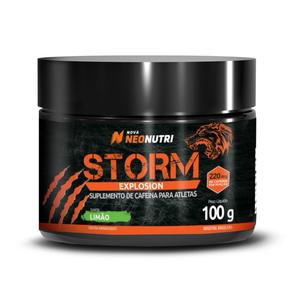 Storm Explosion NeoNutri (Limão) 100g