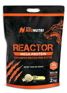 Reactor Mega Protein - NeoNutri (Baunilha) - 2KG