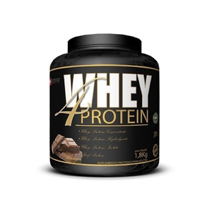 Whey 4 Protein - Procorps (Morango) 1,8kg