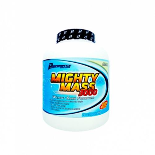 Migthy Mass 300 Performance Nutrition (Baunilha) 3kg