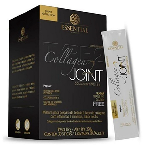 Collagen 2 Joint 30 Saches (Limão) - Essential