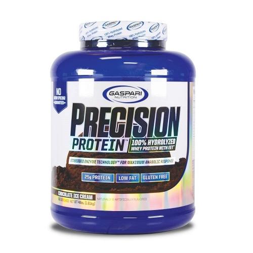 Whey Protein Hidrolisado Precision Protein - Gaspari Nutrition - Baunilha - 1.810g
