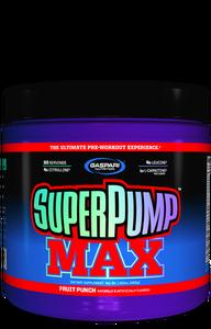 Super Pump Max - Gaspari Nutrition - Framboesa - 480g