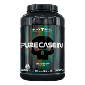 Pure Casein - 907g - (Baunilha) - Black Skull