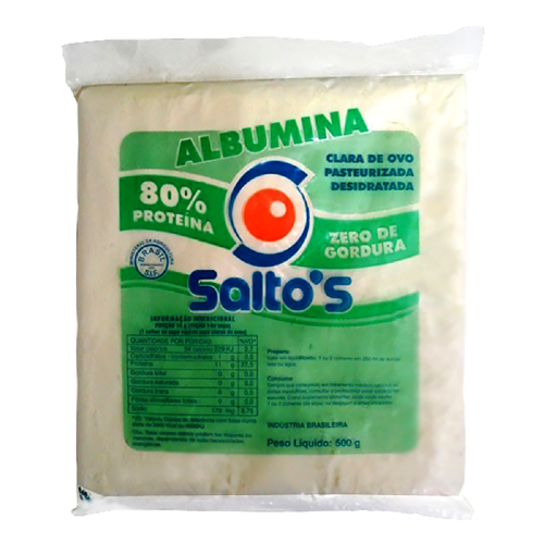 ALBUMINA - 1000G - SALTOS