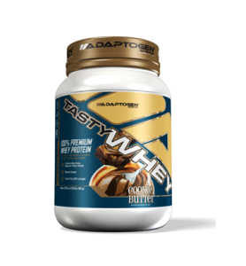 Tasty Whey - Adaptogen Science - Cookie Butter - 912g