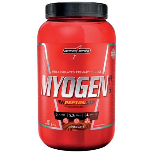 Myogen - Morango - Integralmédica - 907g