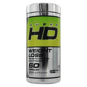 Super HD - Cellucor - 60 Cápsulas