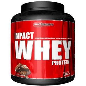 Impact Whey Protein - Morango - Procorps - 1,8Kg