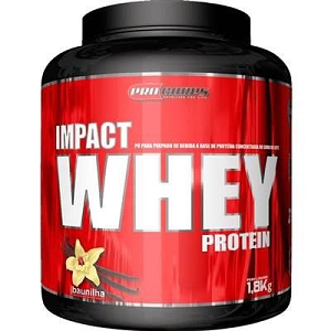 Impact Whey Protein - Baunilha - Procorps - 1,8Kg