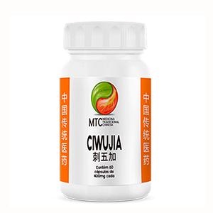 Ciwujia 400mg - MTC Vitafor (60 cápsulas)