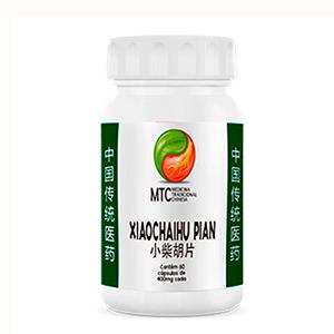 Xiao Chai Hu Pian 400mg – MTC Vitafor (60 cápsulas)