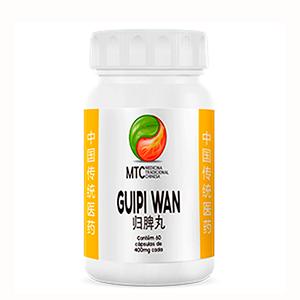 Guipi Wan 400mg – MTC Vitafor (60 cápsulas)