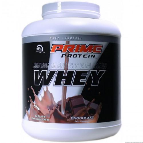 Whey Prime Protein Hidrolisada - (Banana Cream) - SES Nutrition 2,269kg