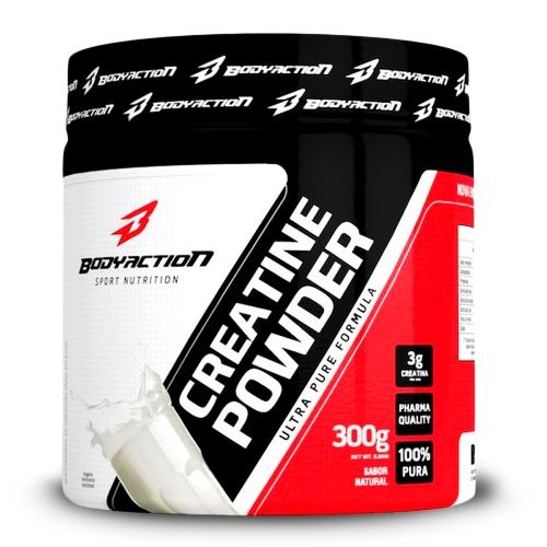 Creatina Powder 300g Body Action