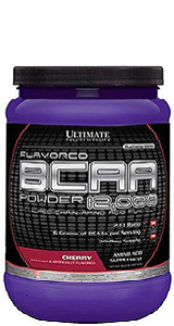 BCAA Powder 12.000 - (Grape) - Ultimate Nutrition - 228g