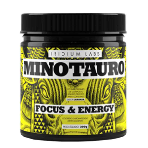 Minotauro - Laranja - Iridium - 300g