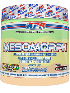 Mesomorph - Tutti Frutti - APS Sports - 388g